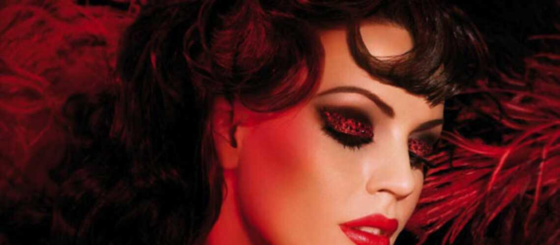 Maquillez-vous comme les danseuses du Moulin Rouge
