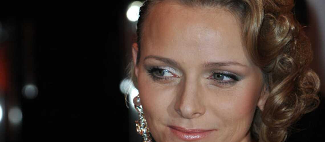 Les beauty looks de Charlène Wittstock