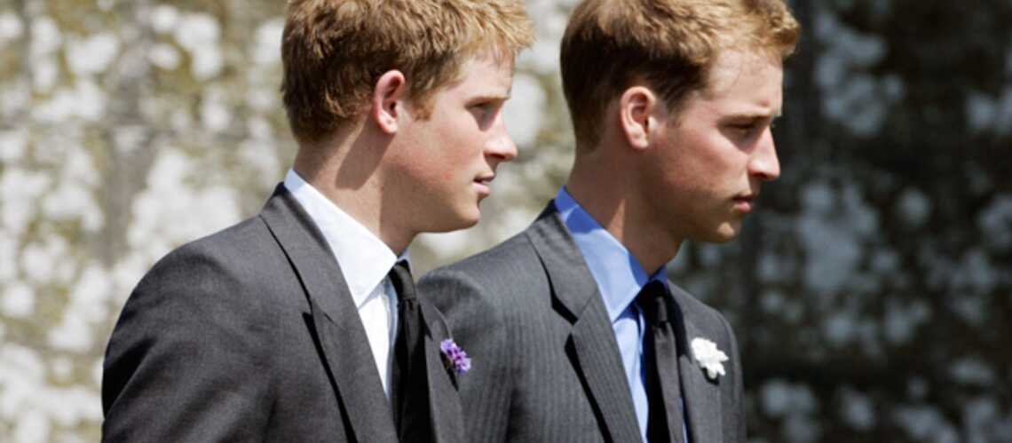 William et Harry : pas de fiesta pour maman !