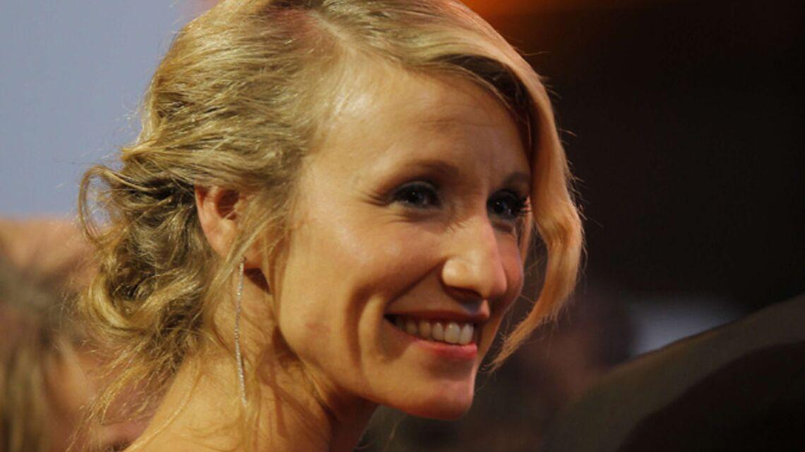 Vidéo- Alexandra Lamy, une vie de malade