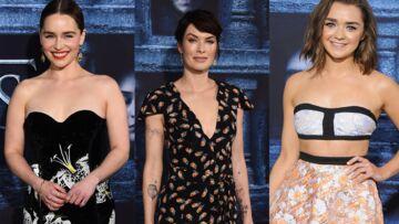 Vidéo- Emilia Clarke, Lena Headey et Maisie Williams: la guerre des actrices