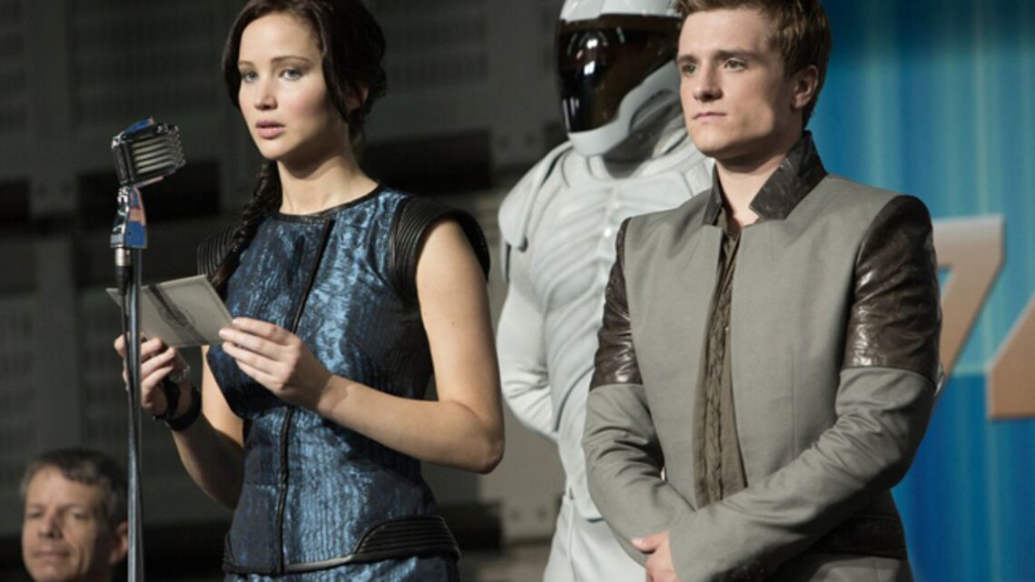 Vidéo- Hunger Games, Jennifer Lawrence nous embrase