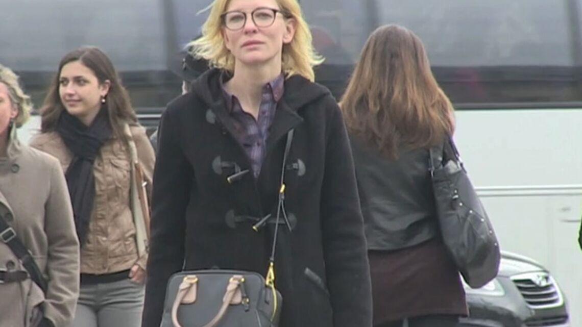 Vidéo- Cate Blanchett, une vraie parisienne