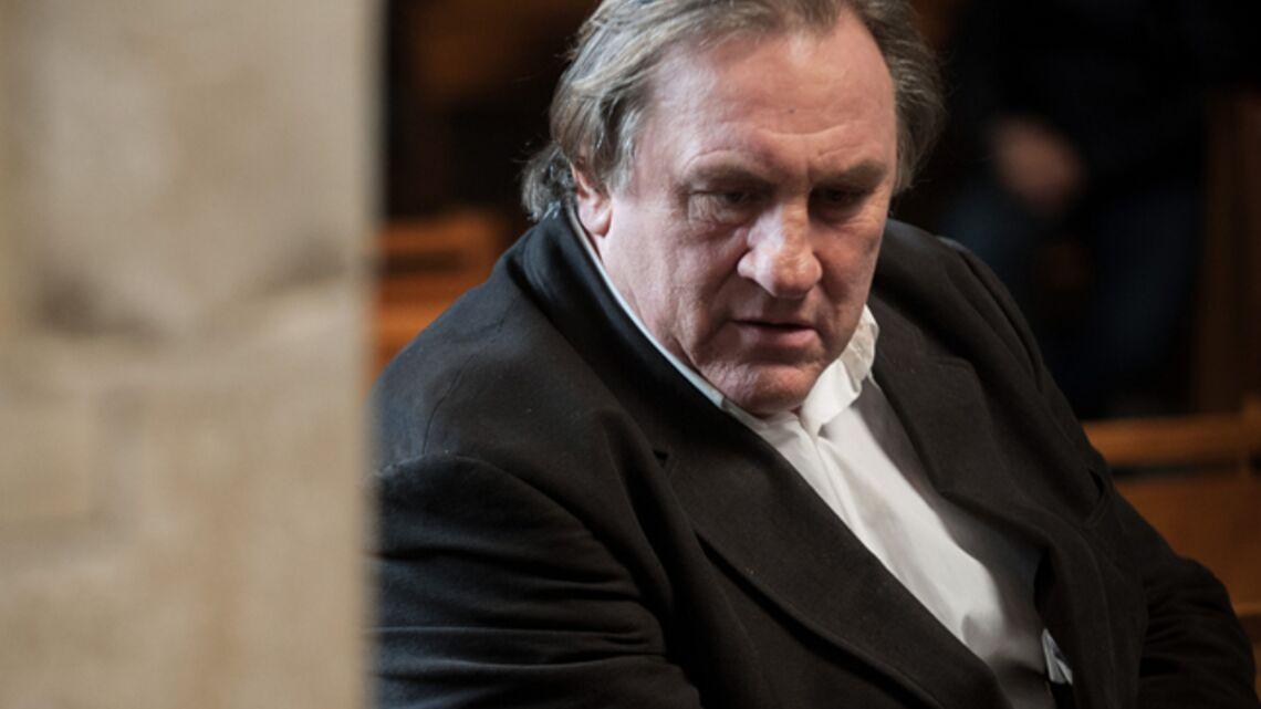 Exclu – Gérard Depardieu s'exprime sur l'album posthume de son fils