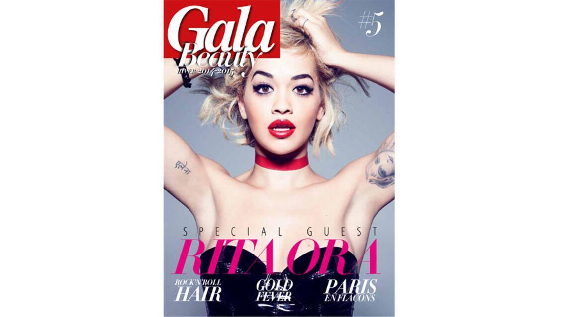 Rita Ora à la Une du Gala Beauty #5