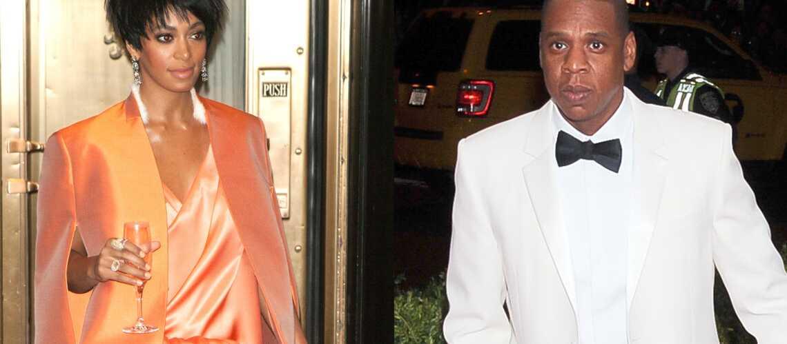 Jay-Z et Solange sont réconciliés