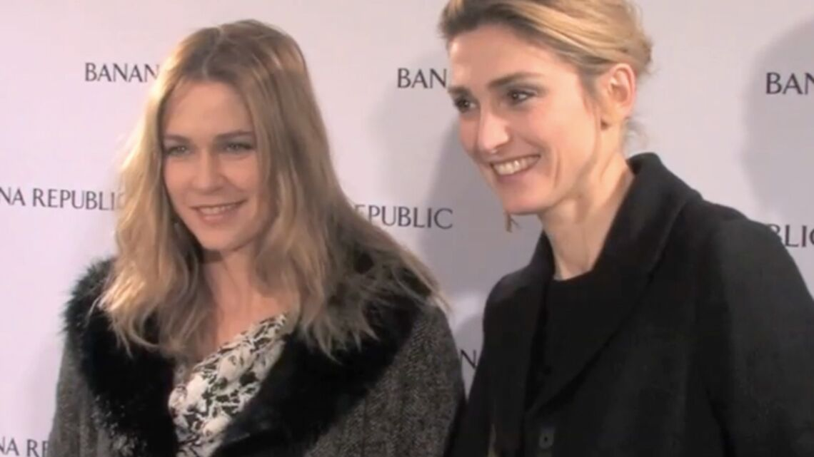 Gala by Night: Julie Gayet et Marie-Josée Croze ouvrent Banana Republic