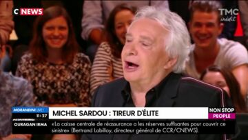 VIDEO – Michel Sardou serait «prêt à tuer quelqu'un»: le chanteur ravive une vieille polémique chez Yann Barthès