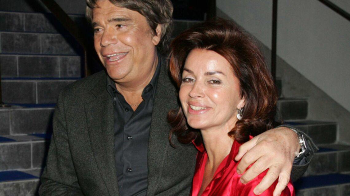Vidéo- Bernard Tapie: son épouse, son trésor