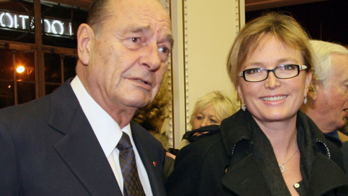 Revoilà Claude Chirac!