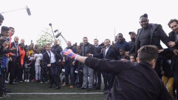 VIDEO – Découvrez Makao, l'impressionnant garde du corps d'Emmanuel Macron