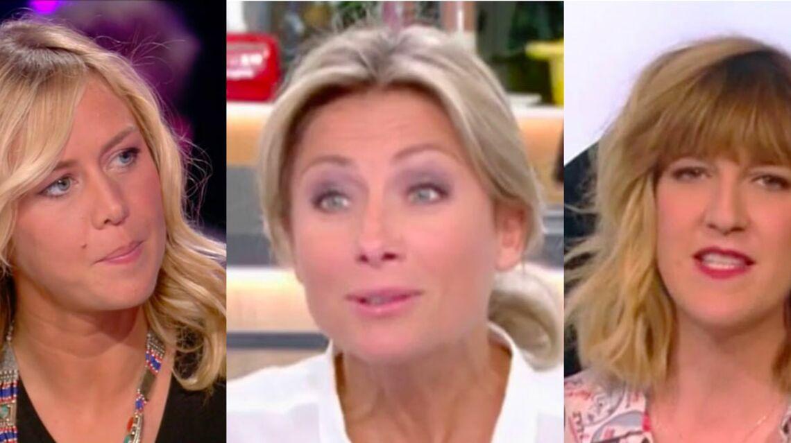 VIDEO – Anne-Sophie Lapix, Daphné Bürki, Enora Malagré: Gros changements pour le petit écran!