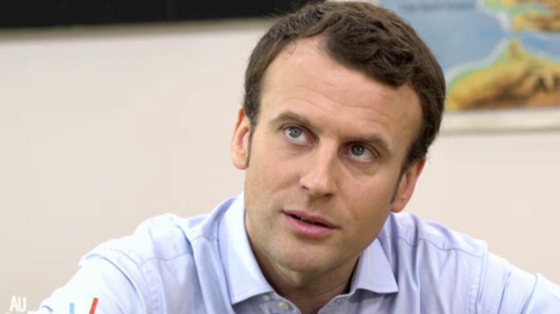 VIDEO – Emmanuel Macron explique pourquoi il n'a jamais eu d'enfants