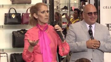 Céline Dion: Pour éviter de répondre à une question sur Pepe Munoz, elle invite un journaliste à «sortir avec elle»