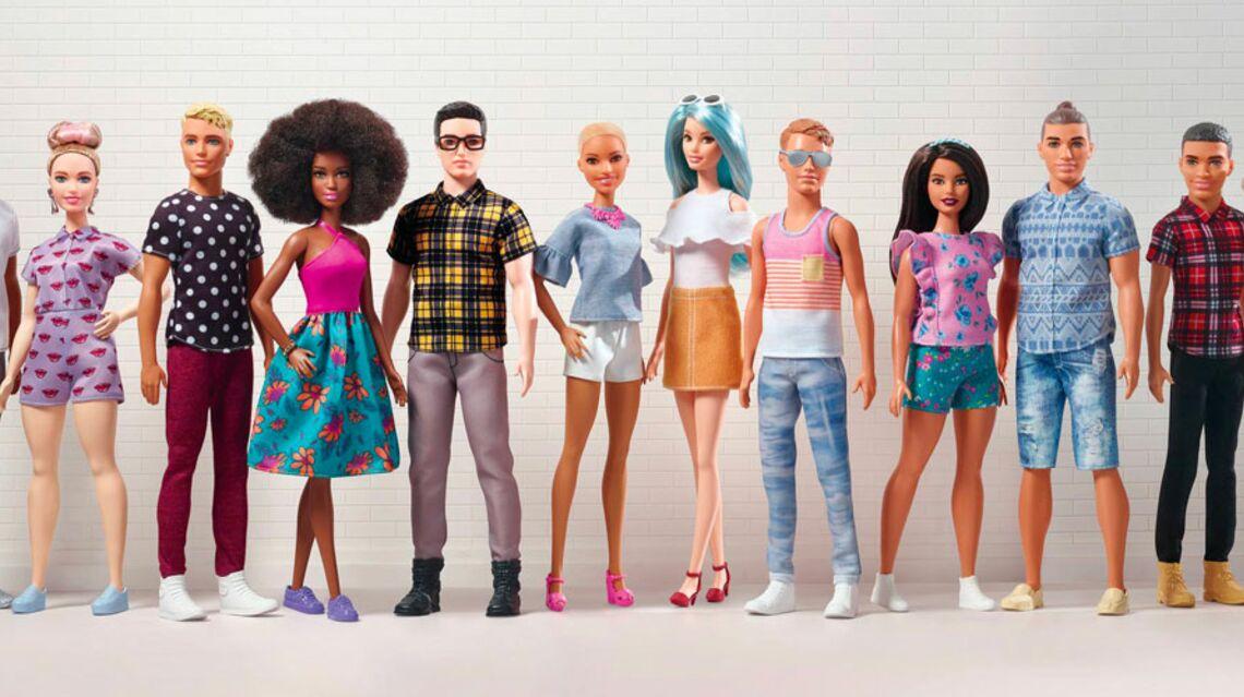 VIDEO- Découvrez le nouveau visage étonnant de Ken, le mari de Barbie…