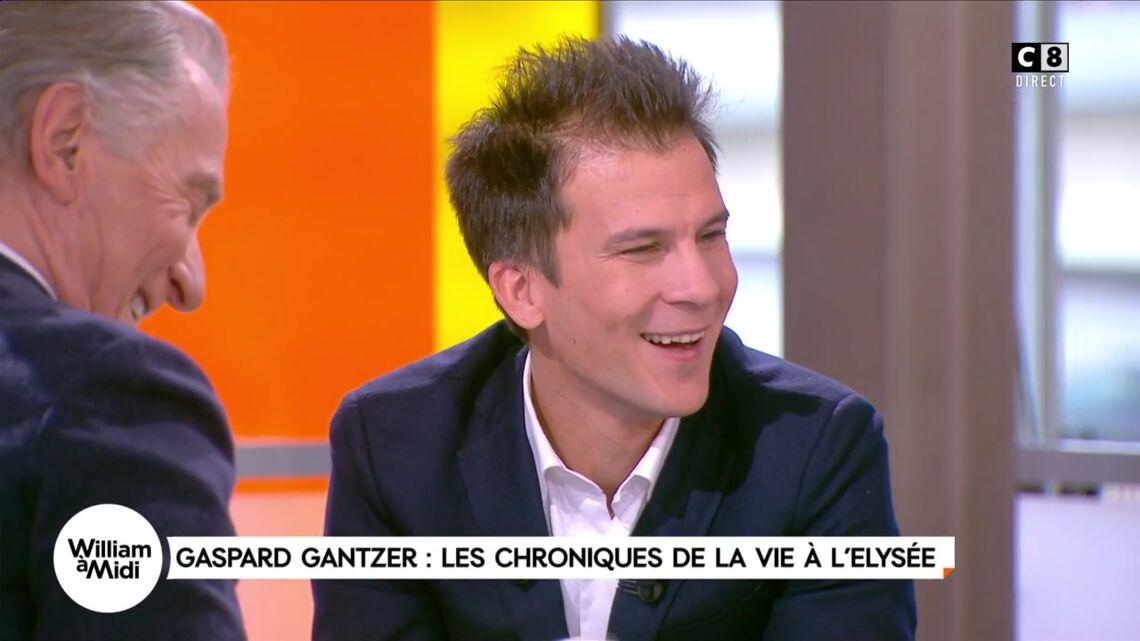 VIDEO – Gaspard Gantzer «dépassé» par l'affaire Julie Gayet: il n'était au courant de rien