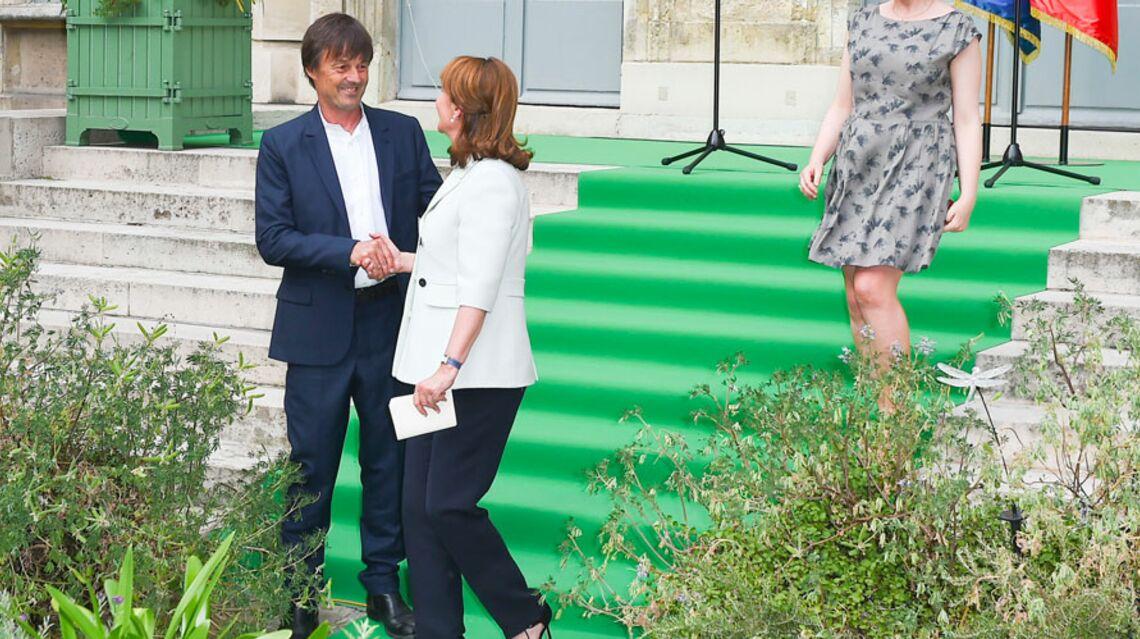 VIDEO: Ségolène Royal et Nicolas Hulot, une passassion tout sourire