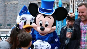 VIDEO – Revi­vez le live excep­tion­nel de Disney­land Paris