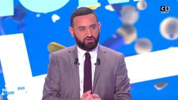 VIDEO – Matthieu Delormeau fait un «bisou magique» à Cyril Hanouna