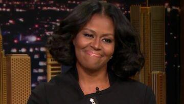 VIDEO – Michelle Obama fait pleurer ses fans sur le plateau de Jimmy Fallon