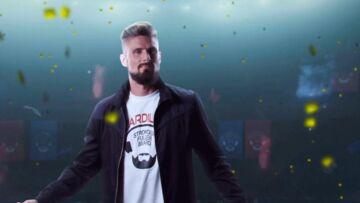 VIDEO – Olivier Giroud, très drôle dans un spot pour sa barbe