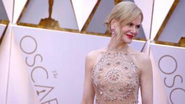 VIDEO – Nicole Kidman explique pourquoi elle applaudissait bizarrement aux Oscars