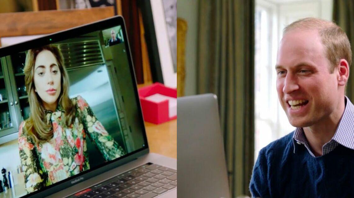 VIDEO – Le rendez-vous est pris entre le Prince William et Lady Gaga