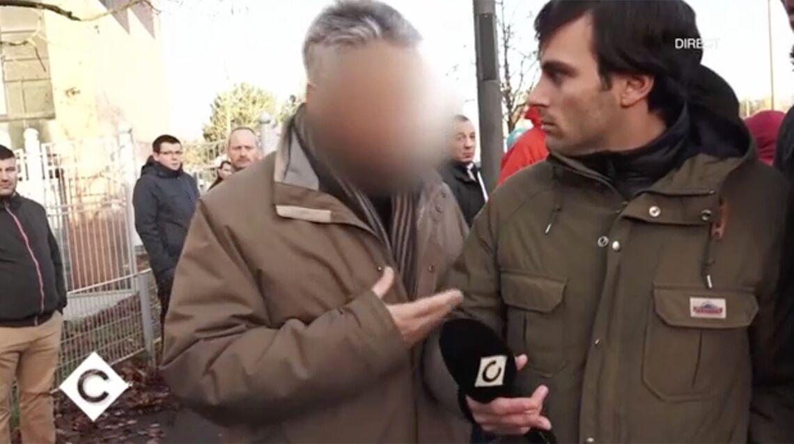 VIDEO – Un reporter de C à Vous blacklisté et mis à l'écart lors du déplacement d'Emmanuel Macron à Lille