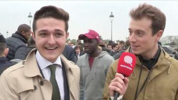 VIDEO – Instant gênant: quand Hugo Clément retrouve le Filloniste qui l'avait dragué