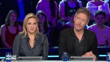 VIDEO – Quand Nagui s'en prend à Marilou Berry, pas franchement enthousiaste pendant son émission