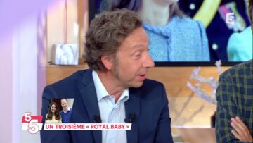 VIDEO – Stéphane Bern se moque des photos dénudées de Meghan Markle, compagne du prince Harry