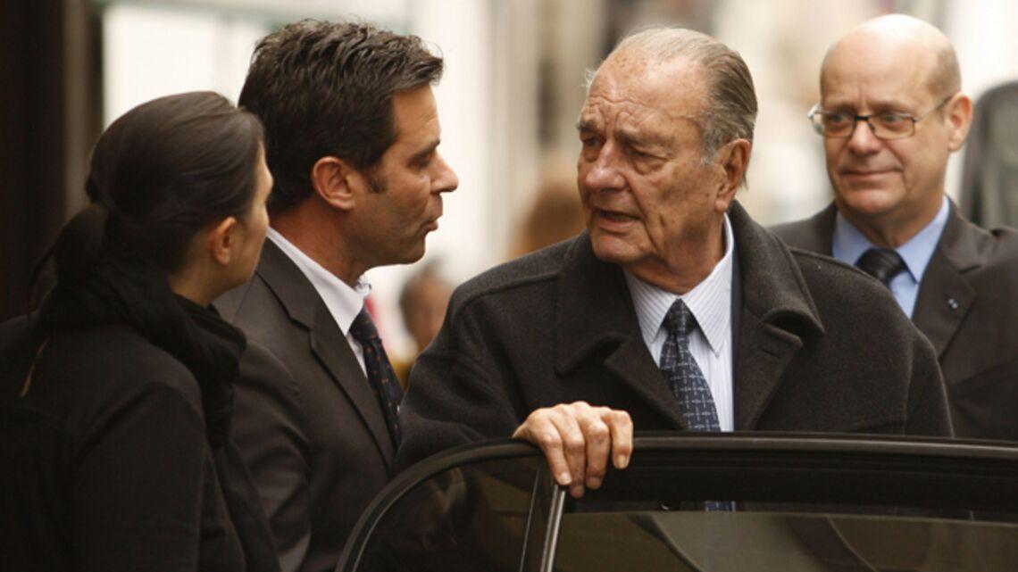 Jacques Chirac: grand secret autour de sa petite hospitalisation