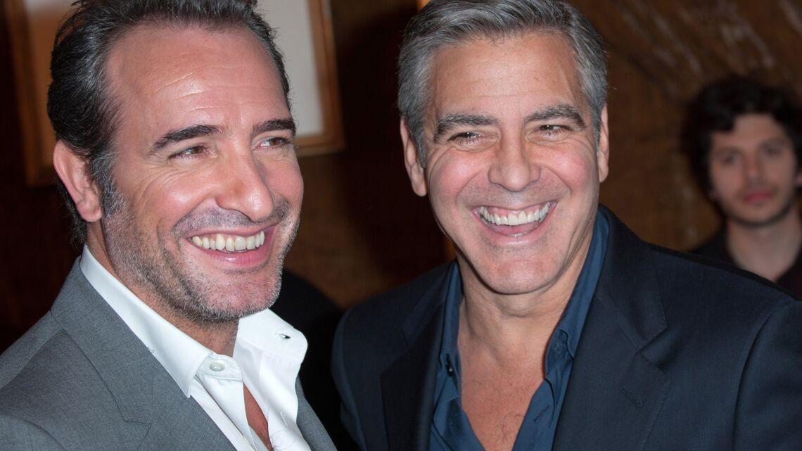 Vidéo – Jean Dujardin et George Clooney se battent pour Nespresso