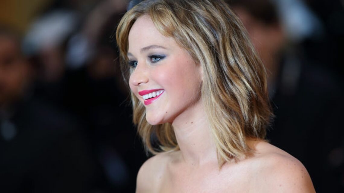 Vidéo- Jennifer Lawrence, star de la Croisette
