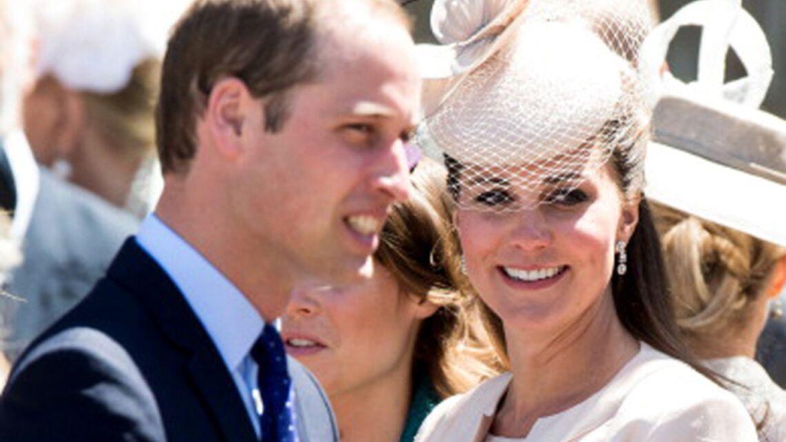 Vidéo- Kate, enceinte, lors des 60 ans du couronnement de la reine