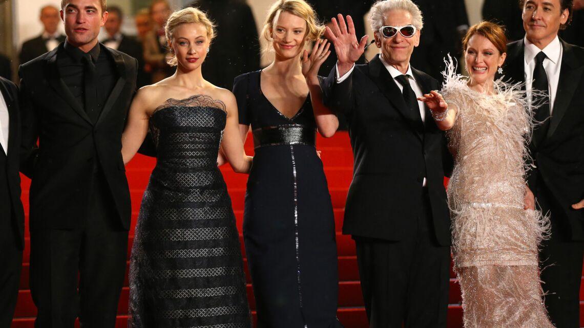 Cannes 2014– David Cronenberg et ses étoiles