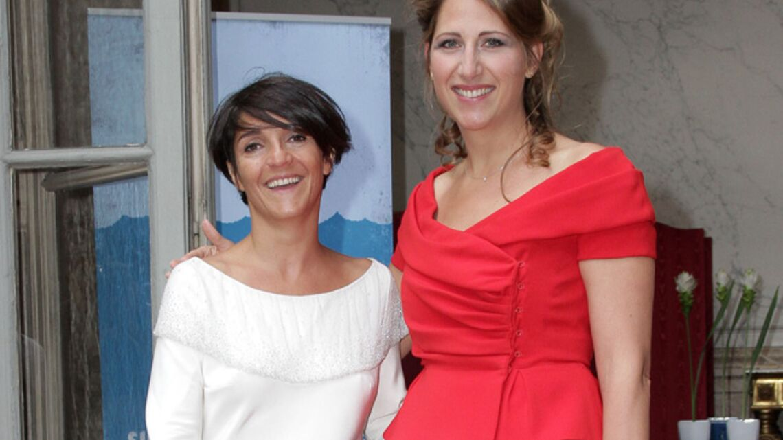 Gala by night- Florence Foresti s'en­gage pour Maud Fonte­noy