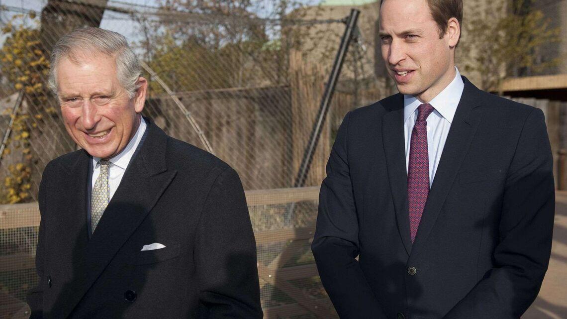 Le prince Charles et le prince William unis pour la vie sauvage