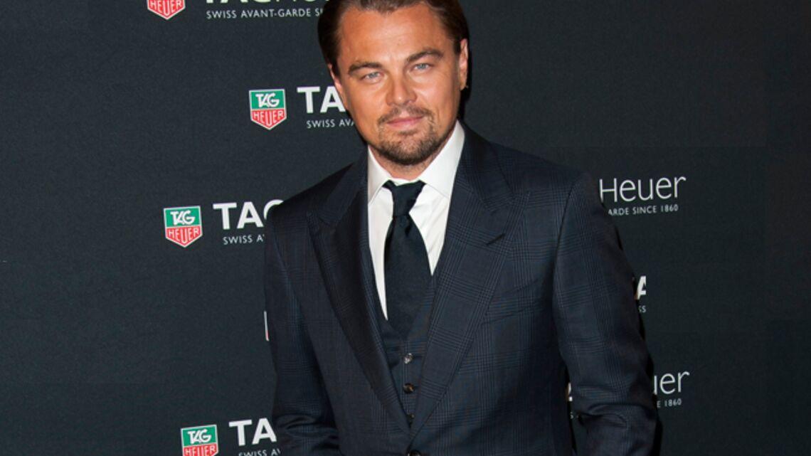 Gala by Night: Vidéo-Leonardo DiCaprio star des 50 ans de la montre Carrera