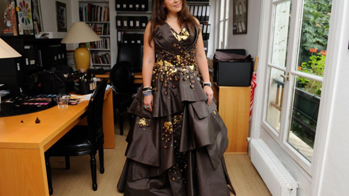 Vidéo- Marion Bartoli «ma robe de mariée sera en chocolat»