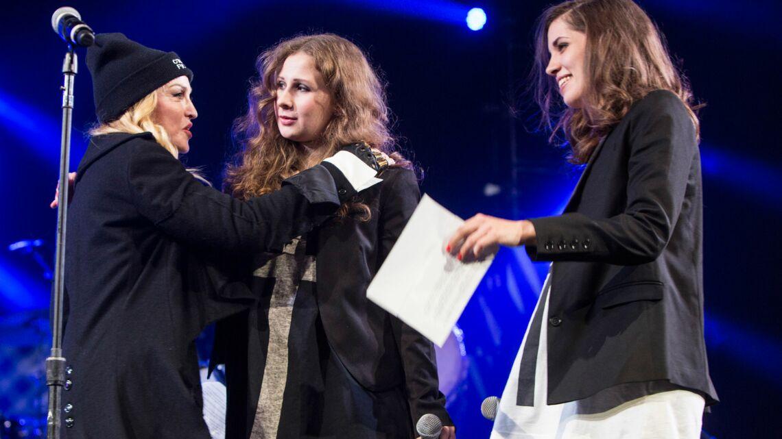 Madonna est une Pussy Riot comme les autres