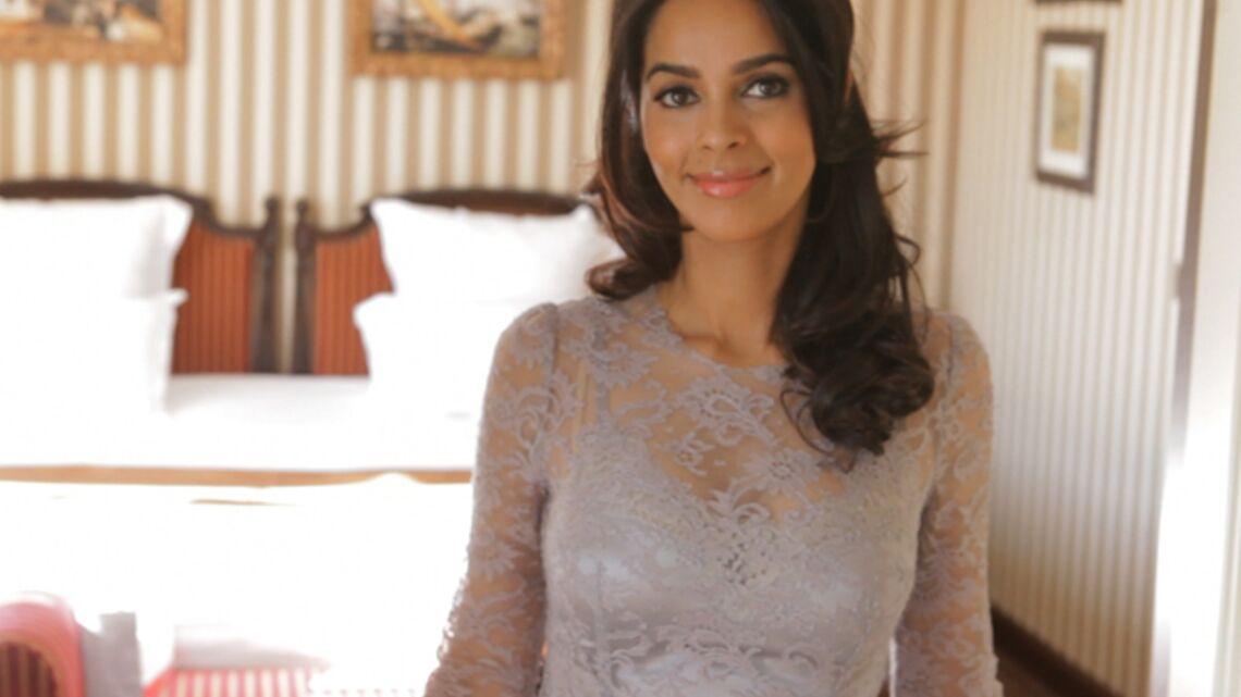 Vidéo – Dans les coulisses de l'amfAR avec Mallika Sherawat