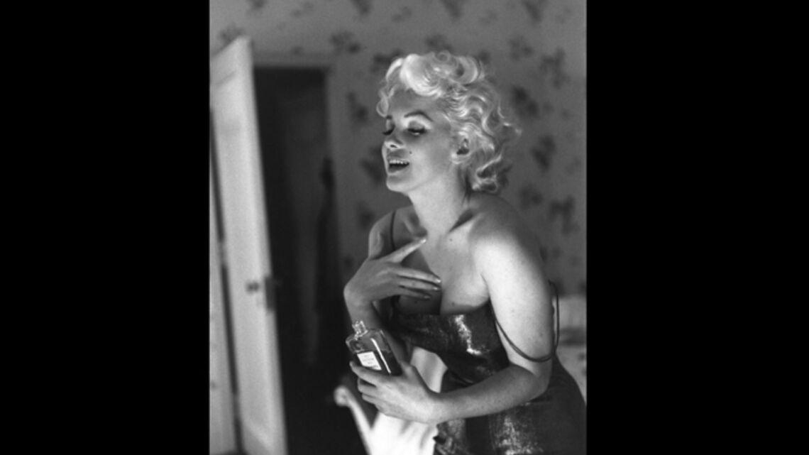 Quand Marylin parle du parfum N°5 de Chanel