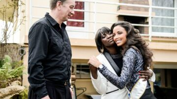 Vidéo- Miss France, son retour royal dans sa famille