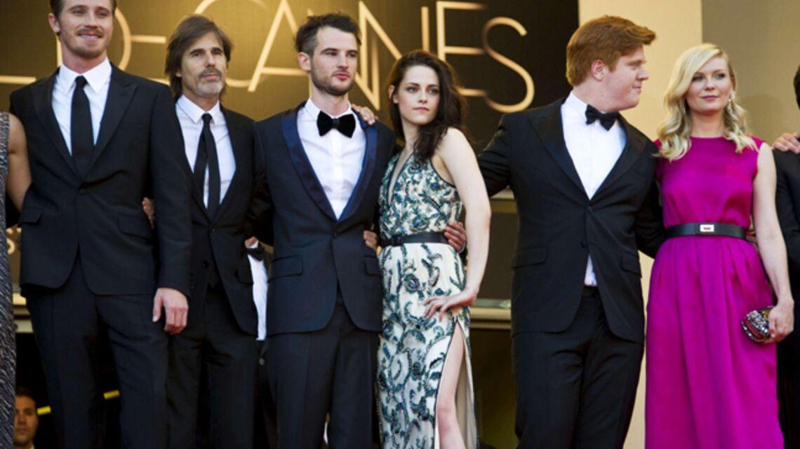 Cannes 2012: Kristen Stewart, Kirsten Dunst, Sam Riley sur la route… Du Palais!