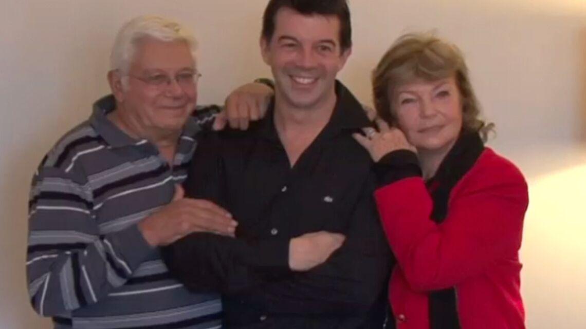 Vidéo- Stéphane Plaza, comédien même en famille