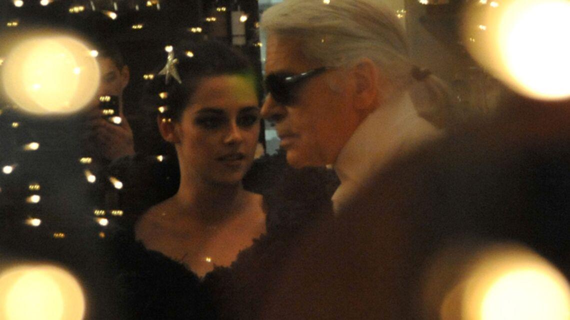Vidéo – Kristen Stewart: shooting Vanity Fair à Paris