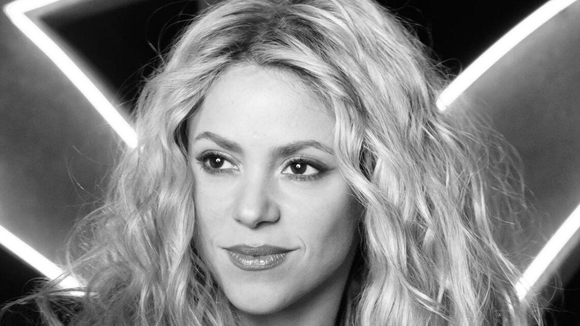 Shakira, tellement rock pour son nouveau parfum
