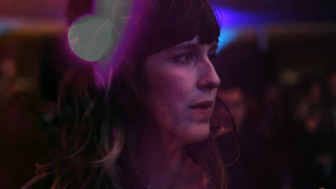 Vidéo- Daphné Burki, Michel Denisot se détendent à la soirée Canal