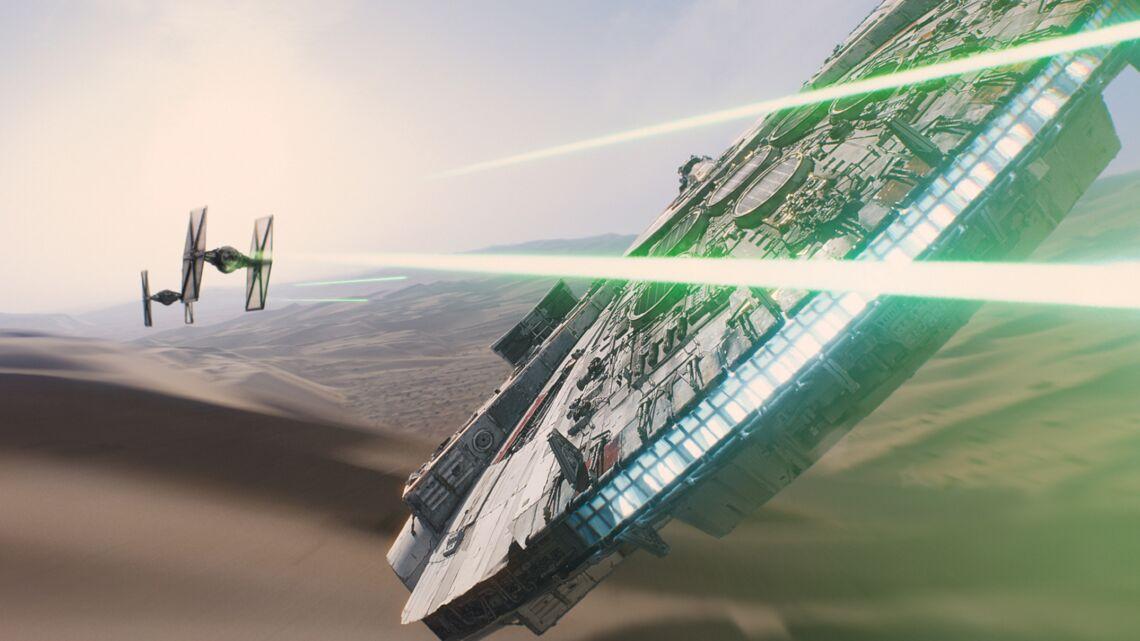 Star Wars: la première bande-annonce, la vraie
